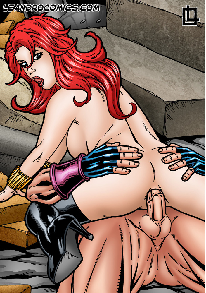 scarlet black widow witch porn and Tom and jerry alien mouse