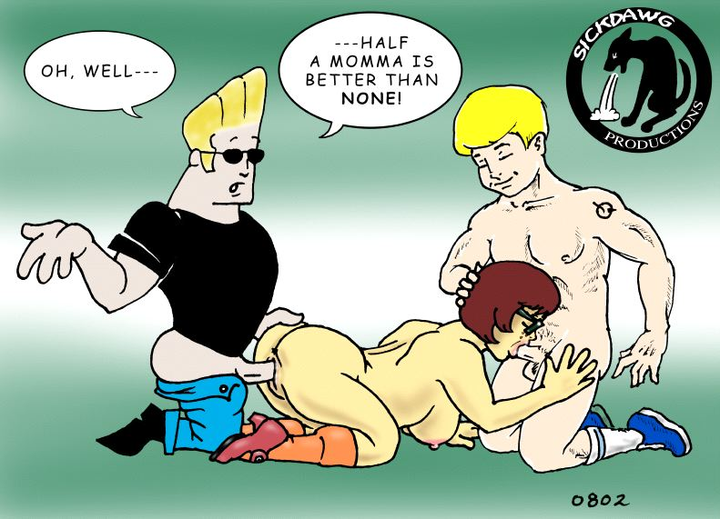 johnny stocking bravo and panty Chaurmine trials in tainted space