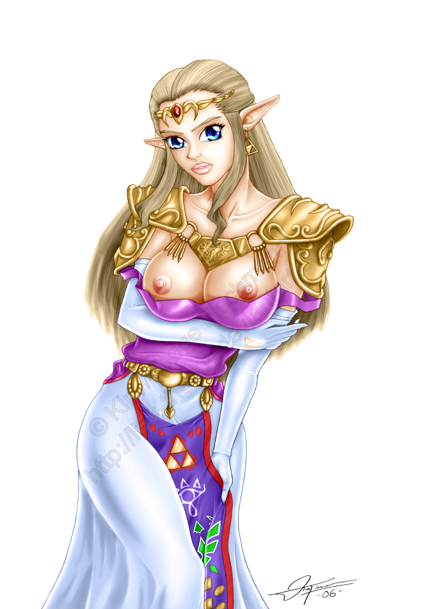 of lady ocarina cucco time Build her fuck her impregnate her