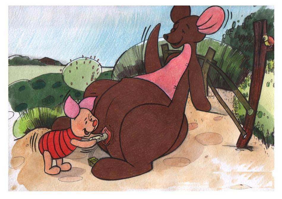 the winnie pooh Emulis of the valley of magic