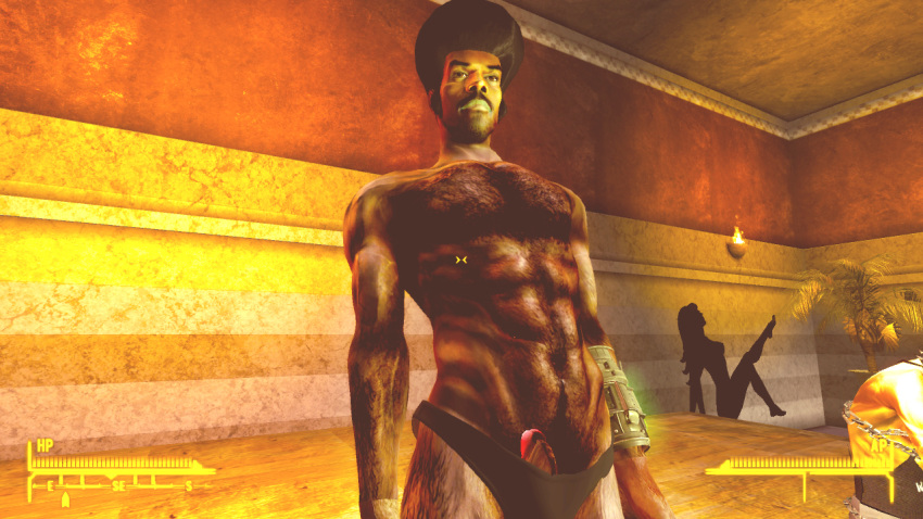 fallout new vegas nude male Five nights at freddy's puppet