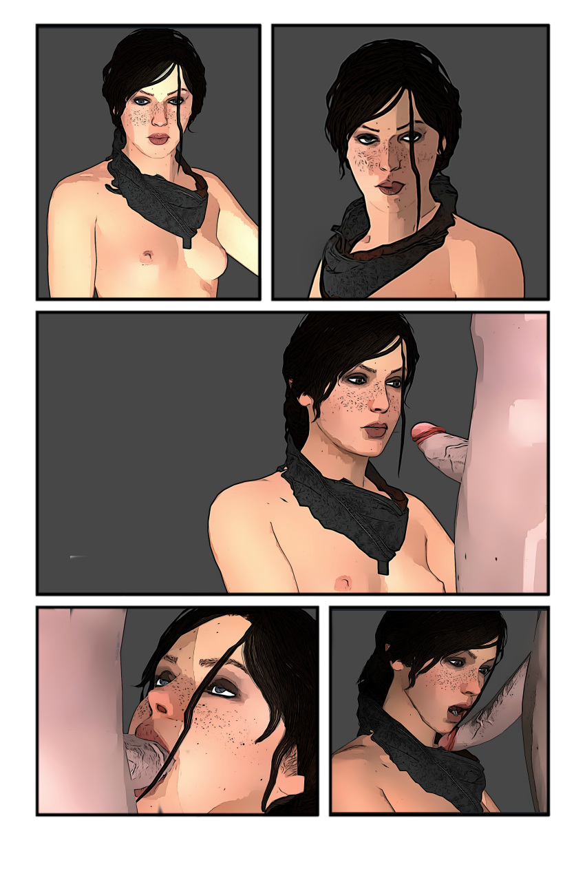 evie syndicate porn creed assassin's The legend of korra pema